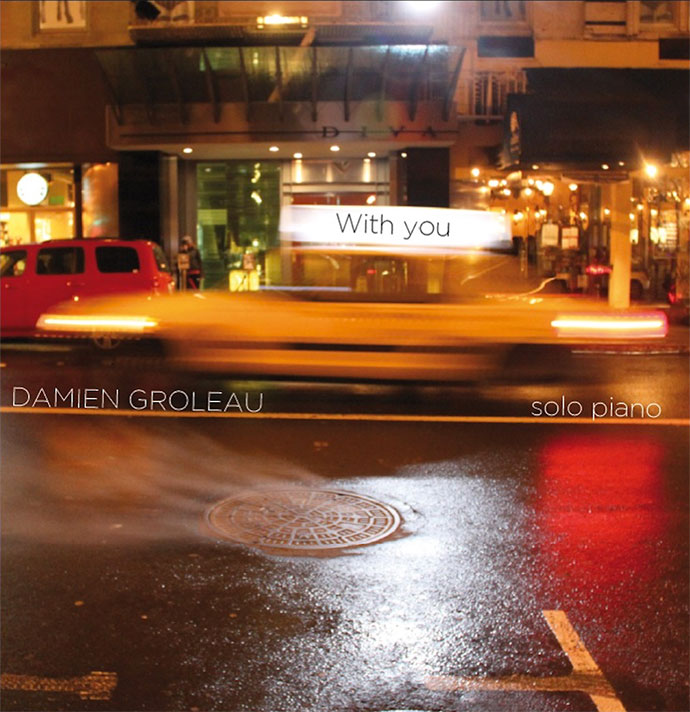 With you - Album cover
